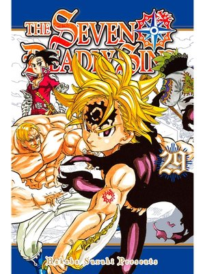 cover image of The Seven Deadly Sins, Volume 29