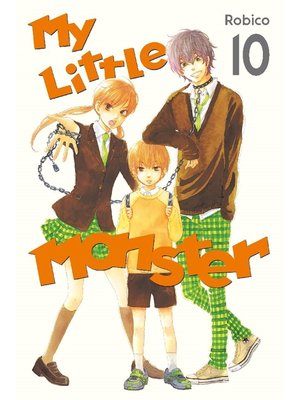 cover image of My Little Monster, Volume 10