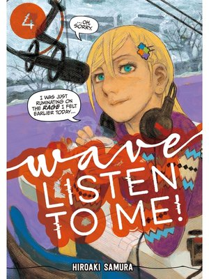 cover image of Wave, Listen to Me!, Volume 4