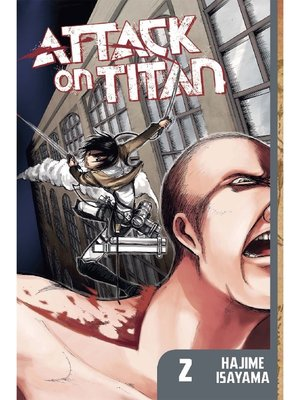 cover image of Attack on Titan, Volume 2