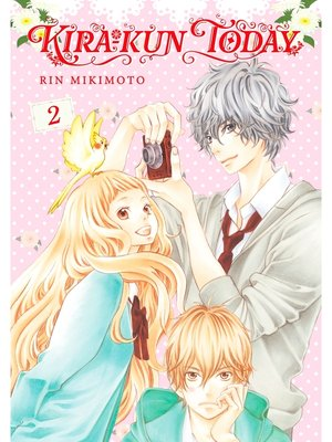 cover image of Kira-kun Today, Volume 2