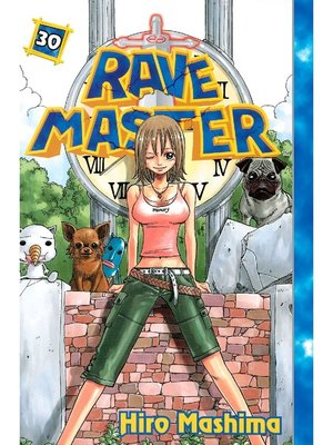 cover image of Rave Master, Volume 30