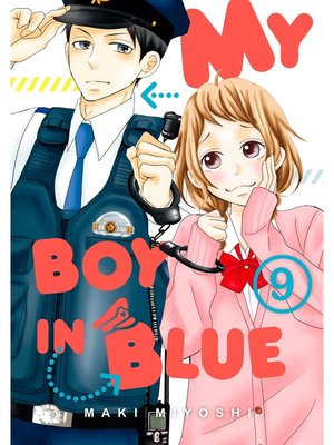 cover image of My Boy in Blue, Volume  9