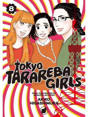 cover image of Tokyo Tarareba Girls, Volume 8