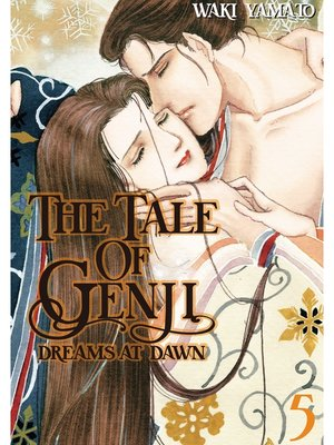 cover image of The Tale of Genji: Dreams at Dawn, Volume  5