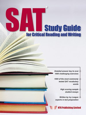 sat writing sparknotes Flex test prep focuses on reading strategies, writing practice tests, math   sparknotes test prep for act is a crash course in preparing for the.