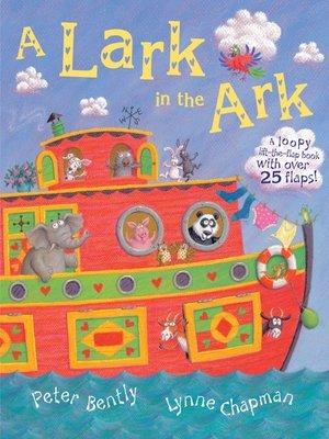cover image of A Lark in the Ark