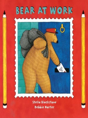 cover image of Bear At Work