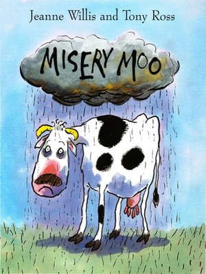 cover image of Misery Moo