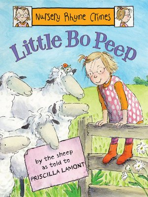 cover image of Little Bo Peep