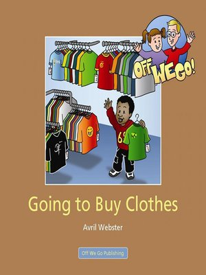 cover image of Going to Buy Clothes