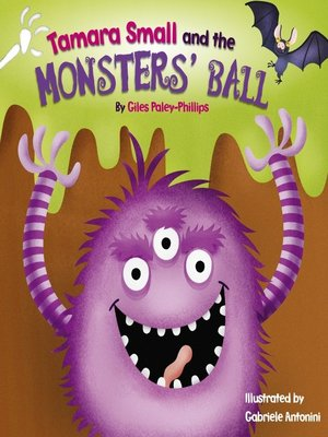 cover image of Tamara Small and the Monsters' Ball