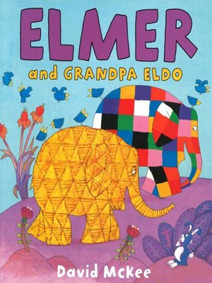 cover image of Elmer and Grandpa Eldo