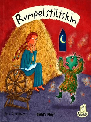 cover image of Rumpelstiltskin