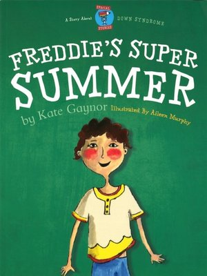 cover image of Freddie's Super Summer