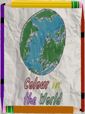 cover image of Colour in the World