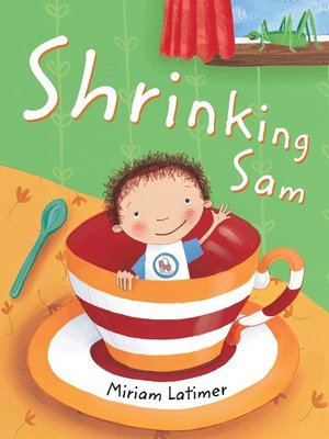 cover image of Shrinking Sam
