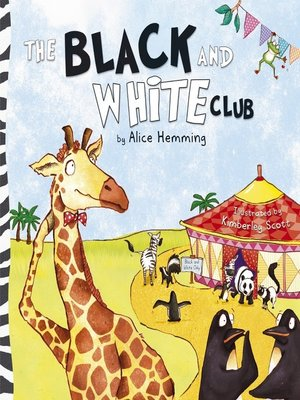 cover image of The Black and White Club