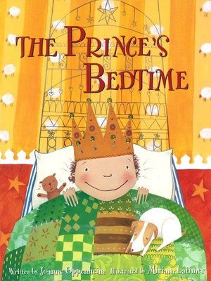 cover image of The Prince's Bedtime