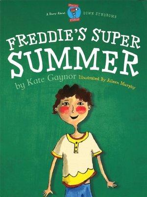 cover image of Freddie's Super Summer
