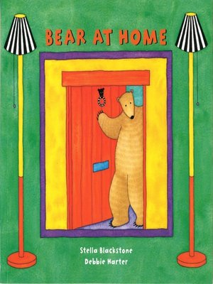 cover image of Bear at Home
