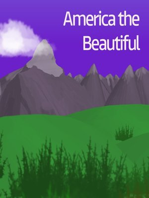 cover image of America the Beautiful