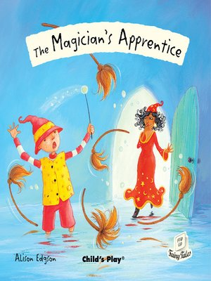 cover image of The Magician's Apprentice