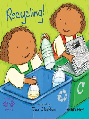 cover image of Recycling!