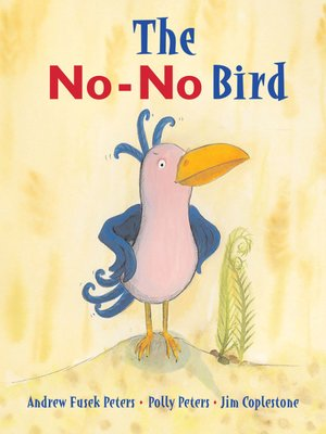 cover image of The No-No Bird