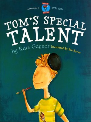 cover image of Tom's Special Talent