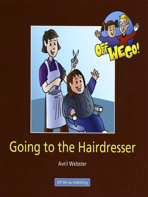 cover image of Going to the Hairdresser