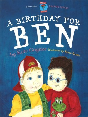 cover image of A Birthday for Ben