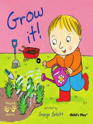 cover image of Grow it!