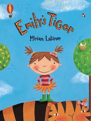 cover image of Emily's Tiger