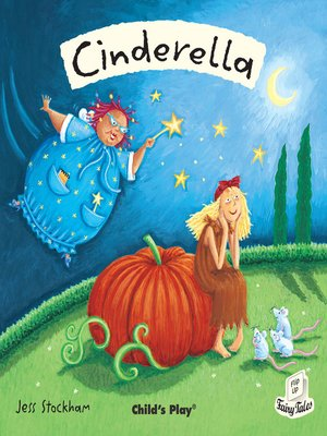 cover image of Cinderella