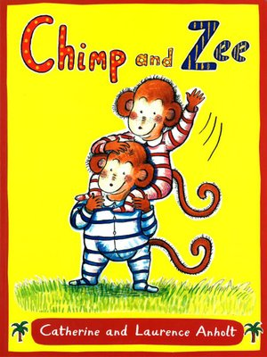 cover image of Chimp and Zee