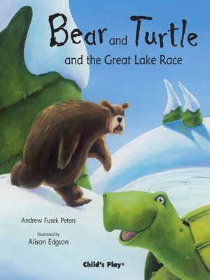 cover image of Bear and Turtle and the Great Lake Race