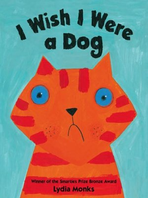 cover image of I Wish I Were a Dog