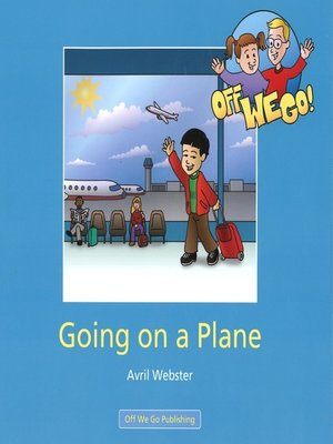 cover image of Going on a Plane