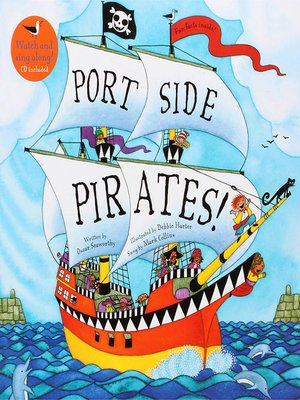 cover image of Port Side Pirates!