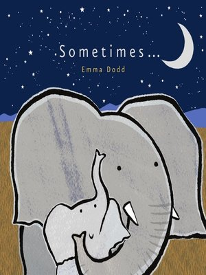 cover image of Sometimes...