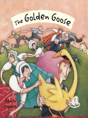 cover image of The Golden Goose