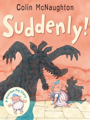 cover image of Suddenly!