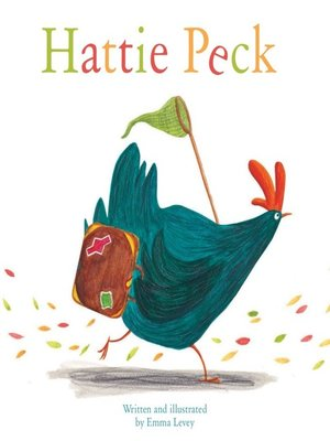 cover image of Hattie Peck