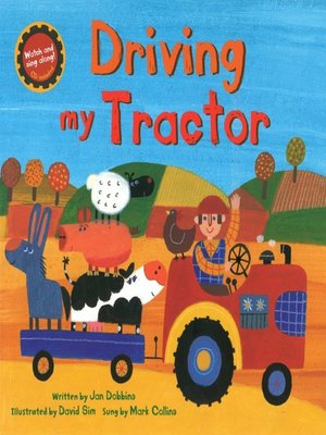 cover image of Driving my Tractor