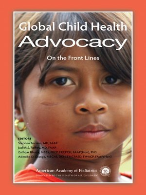 cover image of Global Child Health Advocacy