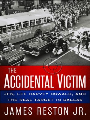 cover image of The Accidental Victim