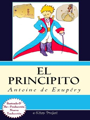 cover image of El Principito