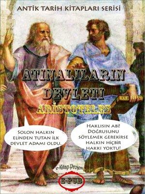 cover image of Atinalıların Devleti