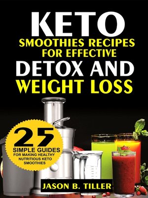 cover image of Keto Smoothies Recipes